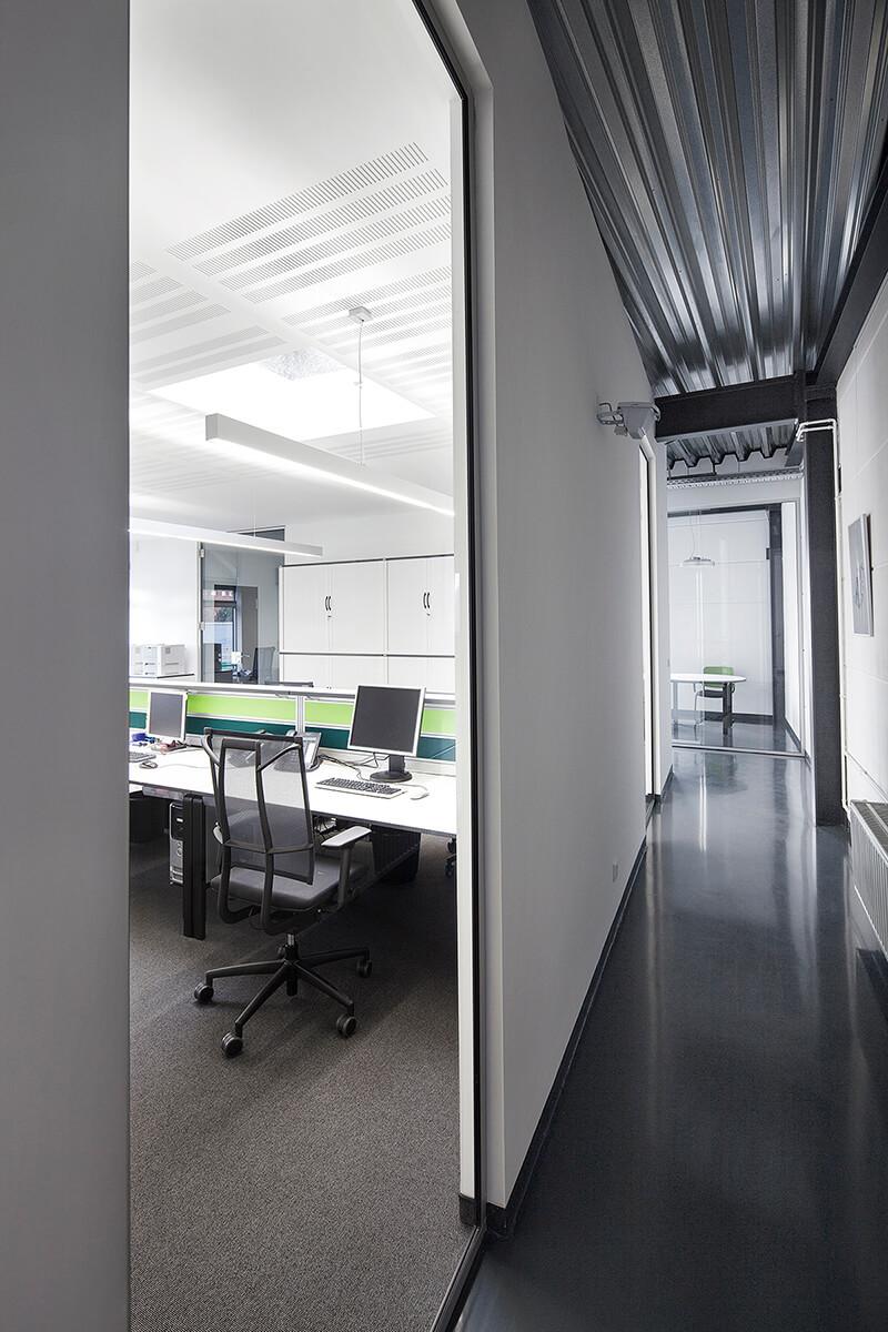 Revitalisierung Büro- und Lagerhaus - Berlin